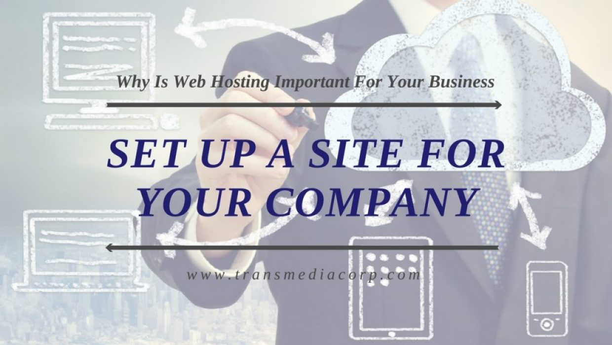 Why Is Web Hosting Important For Your Business